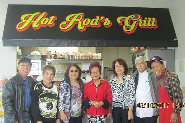 Pat Bigornia's summer visit includes sumptuous Filipino cuisine at Hot Rod's Grill