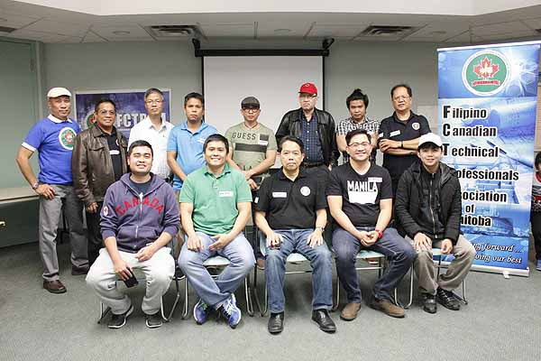 The Filipino Canadian Technical Professional Association of Manitoba (FCTPAM)