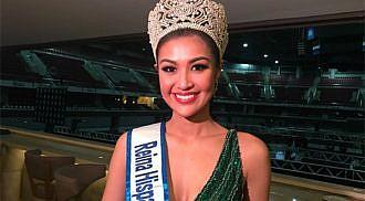 Winwyn Marquez is Reina Hispanoamericana 2017