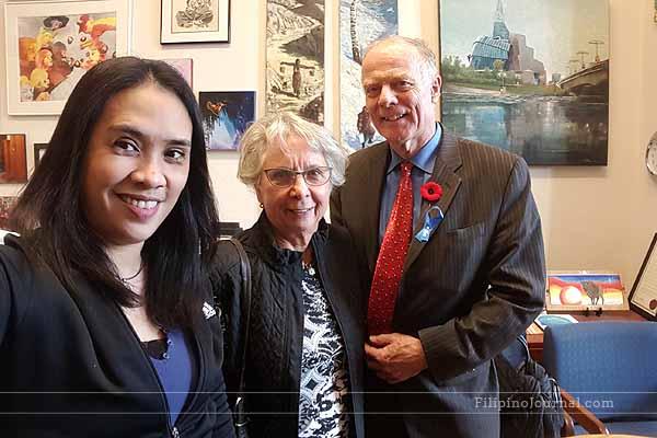 A homecoming visit of Judith Fernando