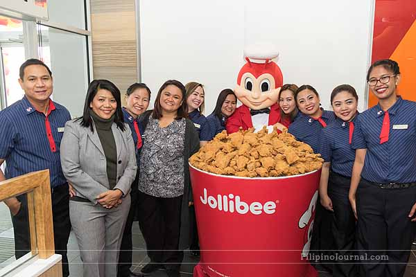 Jollibee opens 2nd Canadian location at Northgate Shopping Centre in Winnipeg