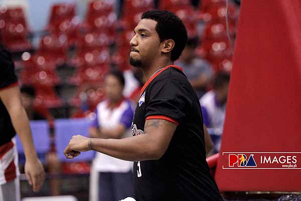 PBA rookie Jason Perkins shows promise