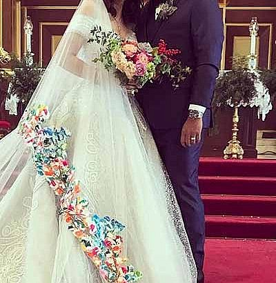 Ai Ai ties the knot with Gerald