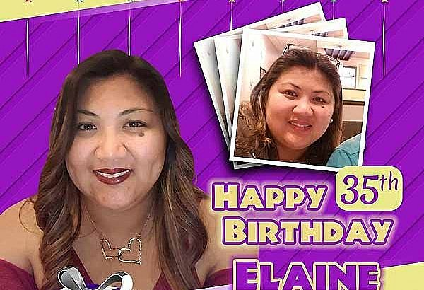 Elaine@35