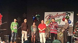 A Filipino Christmas in Steinbach