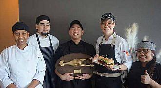 Oak & Grain wins Inaugural Fried Chicken Fest Bragging Rights