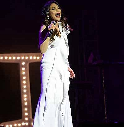 Lani Misalucha warms up Winnipeg with Valentine's Day concert