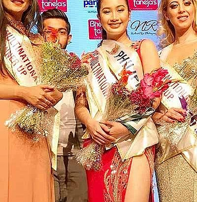 PH bet is first-ever Miss Multinational crown