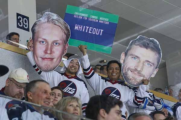 Whiteout Fever Taking Over Winnipeg