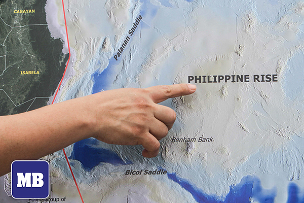 Philippine Rise now a marine protected area