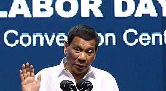Duterte to return Boracay to residents after cleanup