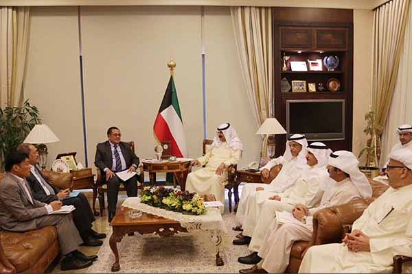 Philippines, Kuwait explore solutions to diplomatic row