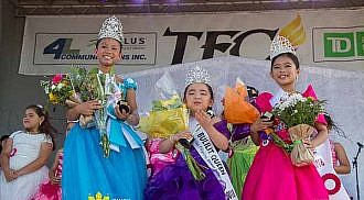 Queen Bulilit 2018 Winners