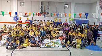 QPAM Santacruzan and Pahiyas 2018