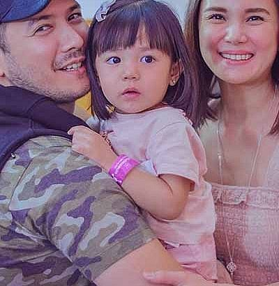 Isabel Oli, John Prats welcome second baby