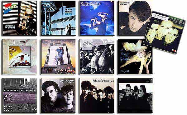 Favorite ('80s-Released) Albums (Part 5)
