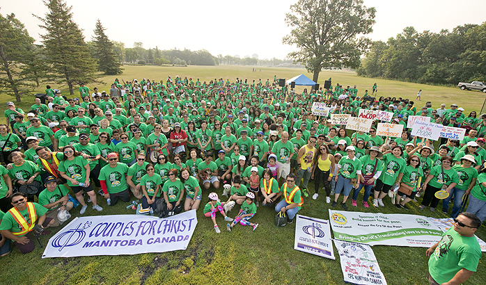 ANCOP Walk raises thousands of dollars for housing and scholarship