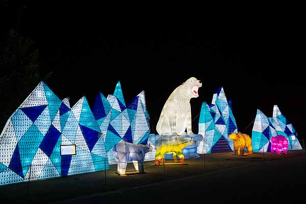 Lights of the North Opens at Red River Exhibition