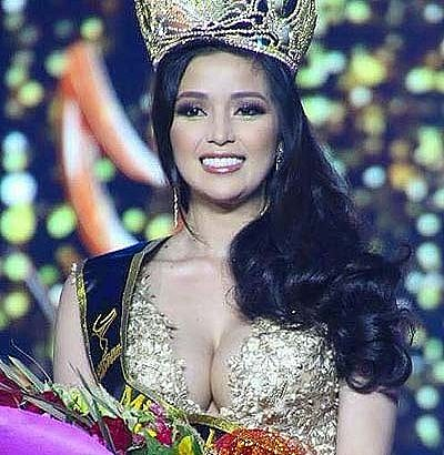 Single mom is 2018 Miss Global Philippines