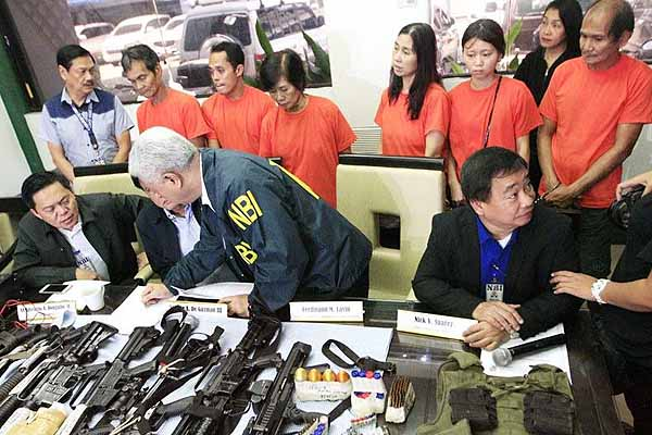 NBI arrests suspected destabilization plotters