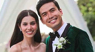 Christian Bautista, Kat Ramnani tie the knot