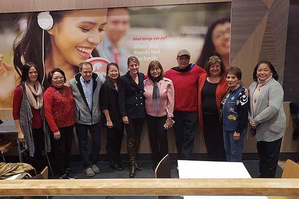 Hon. Minister Melanie Joly Visits Winnipeg