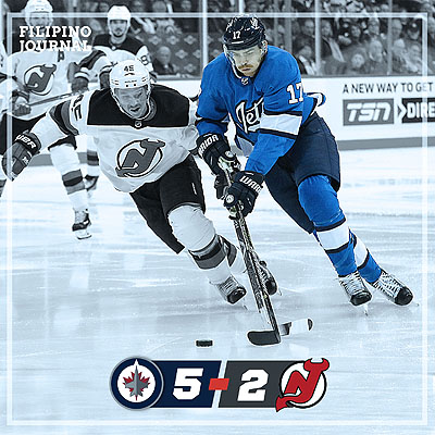Jets tough to beat at home!