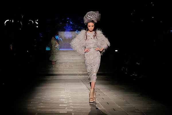 Maymay Entrata to walk runway at Arab Fashion Week