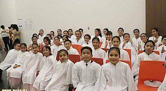 Tu Es Petrus – The Disciple: A Chorale Concert