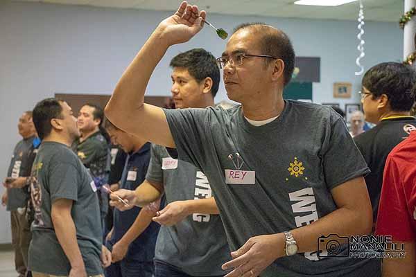 First Filipino Dart Tournament