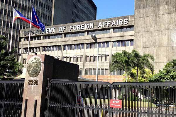 DFA says Filipinos unhurt in Syria gas attack