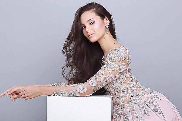 Catriona Gray appeals for donations for typhoon victims