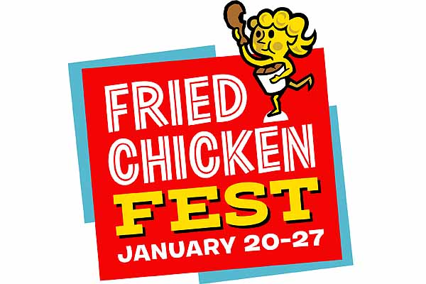 The countdown to Fried Chicken Fest is on Are Your Stretchy Pants Ready