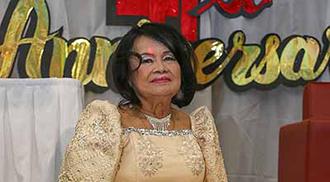 Valerie Herbert crowned OFSAM's Queen 2018