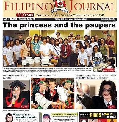 Filipino Journal Year 10  Challenge