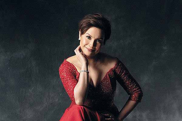 Lea Salonga gets Grammy nomination