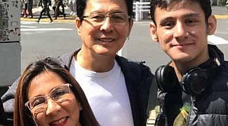Tirso Cruz III, wife express longing for son Teejay
