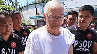 Police apprehends alleged pedophile priest