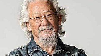 Dr. David Suzuki coming to Winnipeg