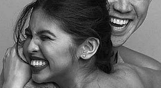 Arjo Atayde shares romantic photo of him and Maine Mendoza