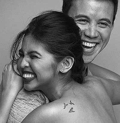 Arjo Atayde shares romantic photo of him and Maine Mendoza