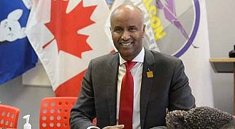 Interview with Minister of Immigration Ahmed Hussen