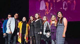 Megastar Performs Anniversary Concert in Winnipeg