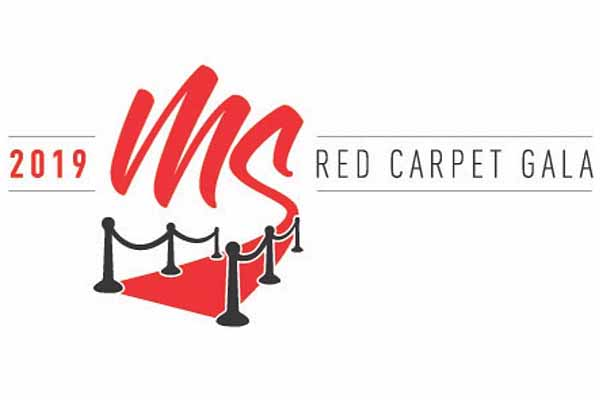 Red Carpet Gala for MS