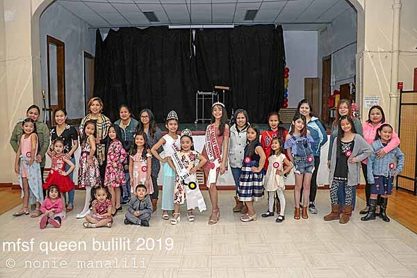 MFSF Queen Bulilit 2019 candidates shine at the meet and greet event