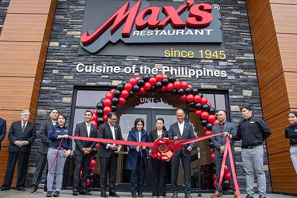 Excitement to the Max as famous Filipino restaurant opens in Winnipeg