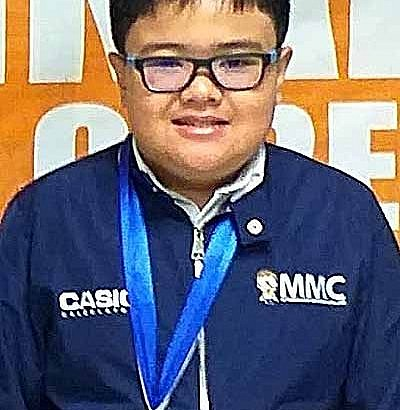 Marawi pupil wins national math tilt
