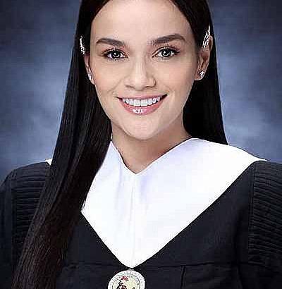 Yasmien Kurdi completes college degree, graduates magna cum laude