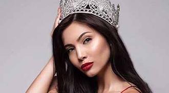 Fil-Am beauty is 2nd in Miss Eco International 2019