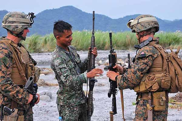 PH, USA to benefit from Balikatan exercise